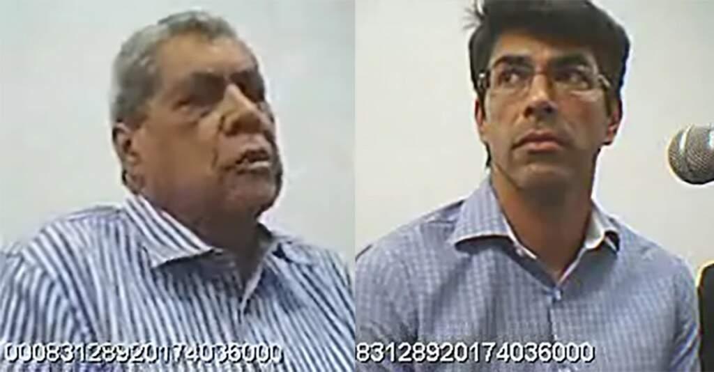 André Puccinelli e o filho voltaram a ser presos nesta sexta-feira.