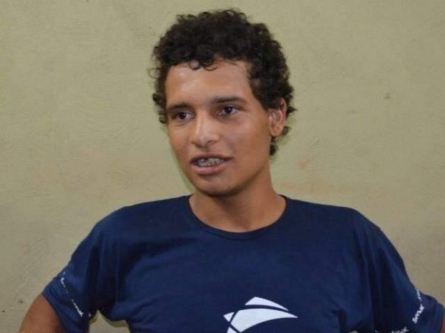 Danilo Ferreira disse que tem relacionamento de um ano dentro da Phac e não quer mais ninguém (Foto: Sidney Bronka/94 FM)