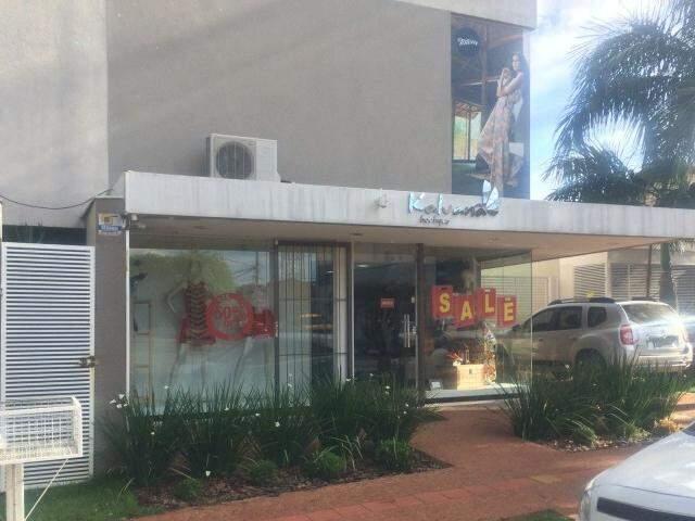 A loja Kaluanã está localizada na Rua Amazonas, 2.870, Jardim Autonomista (Foto: Divulgação)
