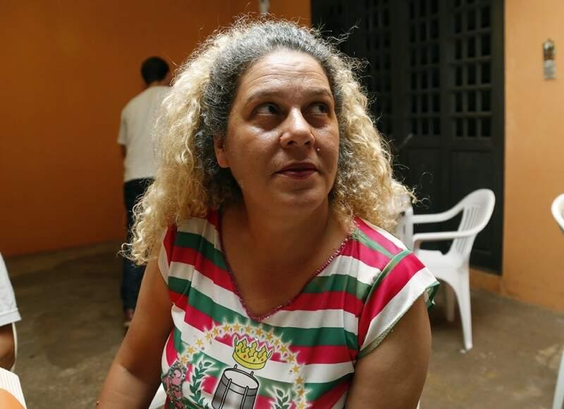 Ana Cristina estava pela primeira vez num show do projeto e pretende voltar (Foto: Gerson Walber)