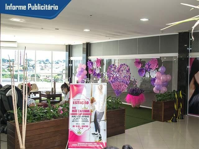 Shopping Estação, Sua Mãe é Rainha (Foto: Divulgação)