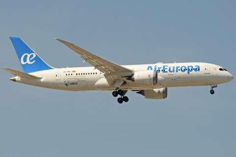 A vez das aéreas estrangeiras no Brasil e Air Europa será a 1ª a operar