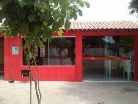 O espaço na varanda de sua casa Kitut's de Cirlene (Foto: Divulgação)