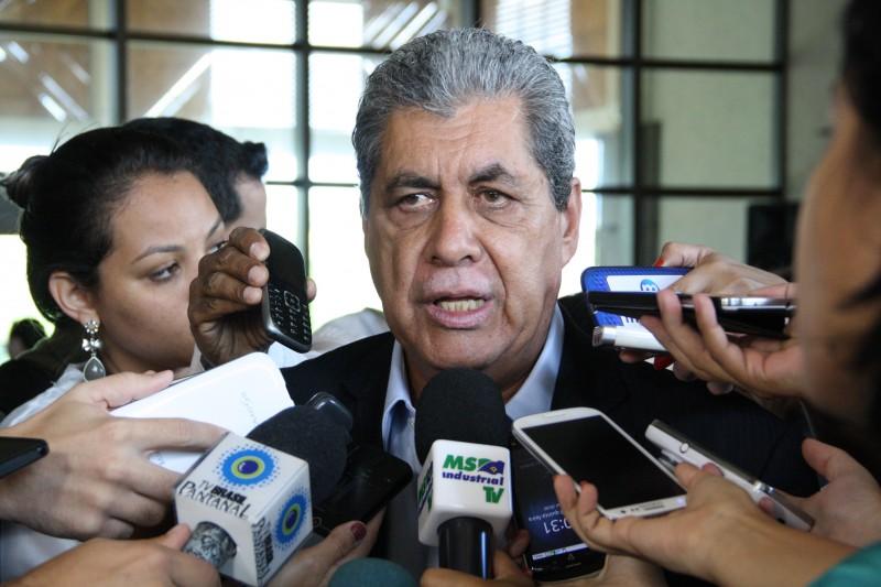 André garantiu que durante seu governo não será cobrada entrada no Aquário do Pantanal (Foto: Marcos Ermínio)