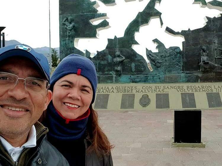 City tour por Ushuaia. (Foto: Reprodução / Instagram)