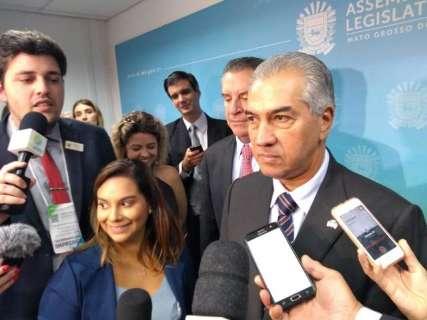 Reinaldo diz que vai continuar ações para reduzir gastos com pessoal