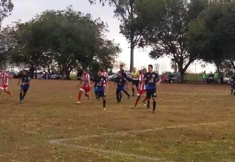 Campeonato Estadual Sub-17 terá cinco jogos da terceira rodada no sábado