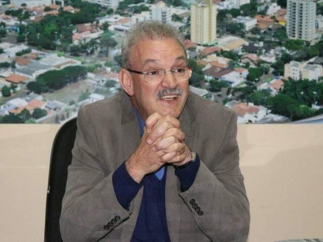 Geraldo Resende é investigado em inquérito que tramita no STF (Foto: Helio de Freitas)