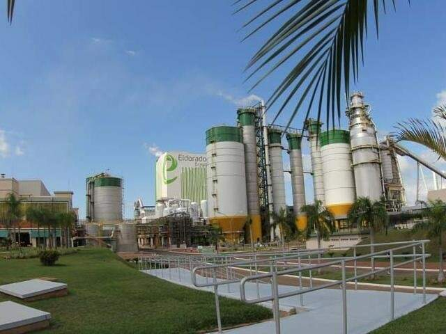 Eldorado está localizada em Três Lagoas e está à venda (Foto: divulgação)