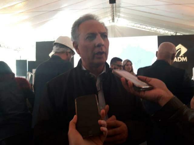 Diretor-presidente da MSGás, Rudel Trindade, espera que processo seja iniciado antes do fim do ano (Foto: Ricardo Campos Jr)
