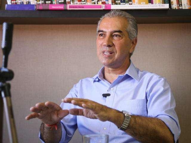 Reinaldo vê governo aprovado pela população e destaca novos projetos