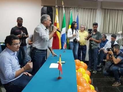 """""""Frutos positivos"""" pesaram em aliança entre PSB e PSDB, diz Elizeu Dionizio"""