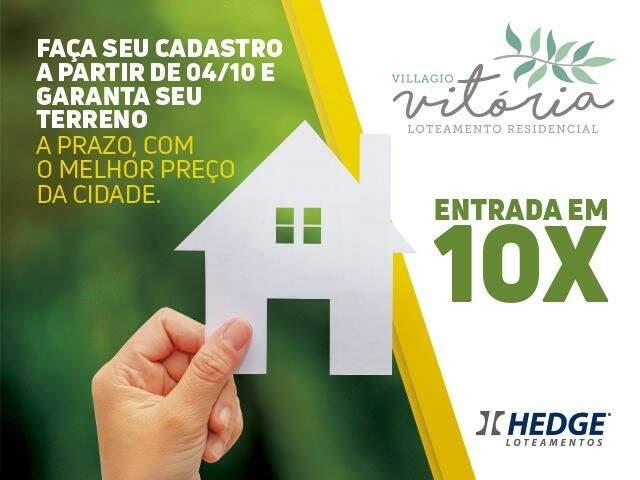 Plantão de Vendas está localizado na Rua Cachoeira do Campo, 2.221, Portal Caiobá II. (Foto: Divulgação/ Hedge)