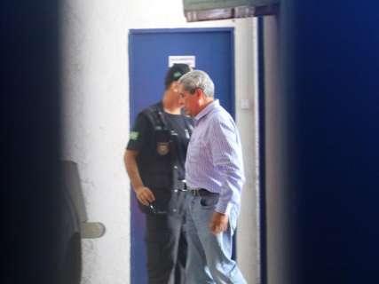 Pela 2ª vez, Puccinelli, filho e advogado são presos pela Polícia Federal