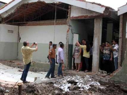 Governo homologa emergência e anuncia apoio à reconstrução de Porto Murtinho