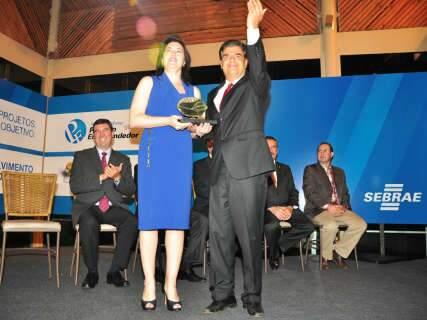Nelson Trad vence em duas categorias do prêmio Prefeito Empreendedor