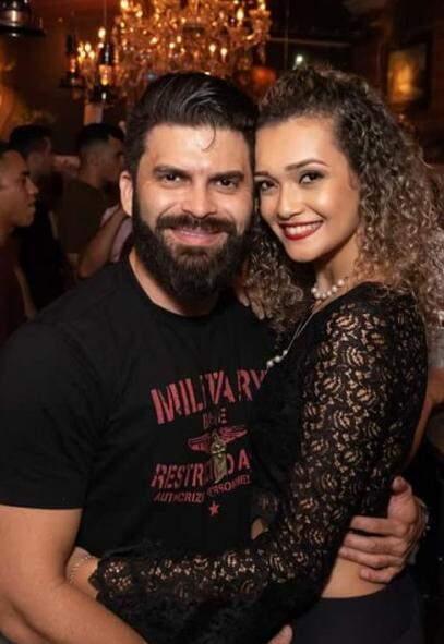 Giovani não acreditava em namoro a distância até conhecer Yasmin (Foto: Thiago Costa)