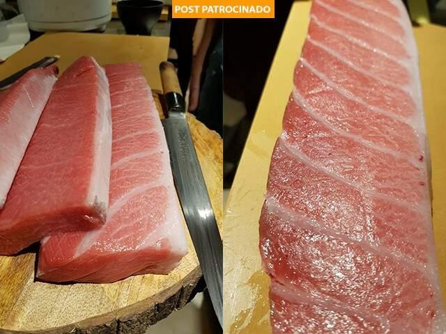 Atum BlueFin espécie mais cobiçada nos melhores restaurantes do mundo. (Foto: Divulgação)