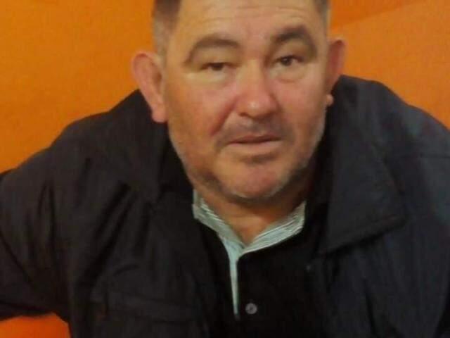 Ramon Villa Gauto, de 55 anos, morreu no hospital em Pedro Juan Caballero. (Foto: Capitán Bado)