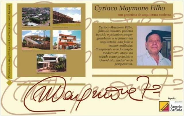 De Bais a Maymone, os profissionais pioneiros que transformaram Campo Grande