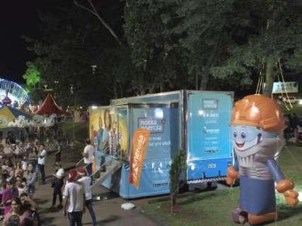 Projeto na Cidade do Natal dá dicas para uso consciente de energia elétrica