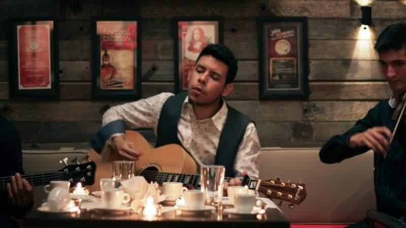 Essa foi a primeira música lançada por Rafael em carreira solo (Foto: Arquivo pessoal)