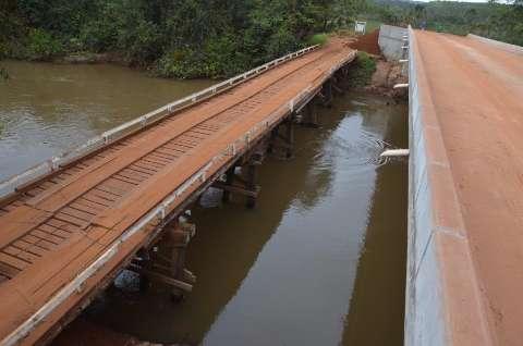 Ponte de concreto sobre rio Sucuriú foi sonho por mais de 35 anos