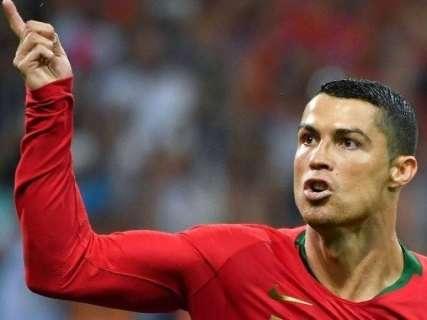 Com 3 gols de Cristiano Ronaldo, Portugal arranca empate da Espanha