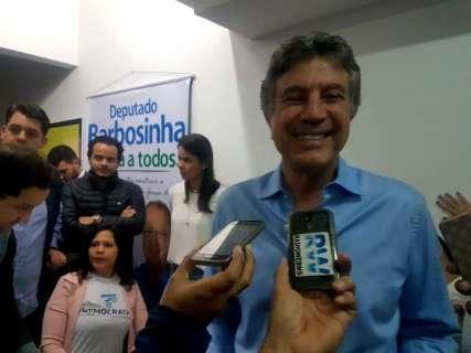 DEM confirma aliança e indica Murilo candidato a vice de Reinaldo Azambuja