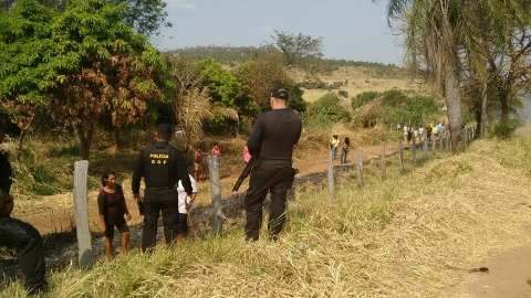 Aty Guaçu denuncia ataques a índios que ocupam sete fazendas