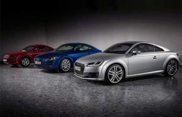 Audi inicia as vendas da nova geração do TT no Brasil