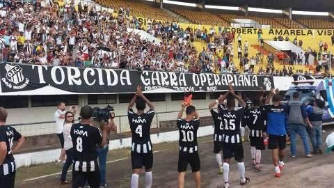 Operário decide vaga na Copa Verde diante do Sete hoje no Morenão