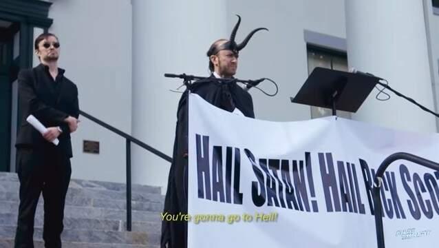 Heil Satan! O crescimento do satanismo nos EUA