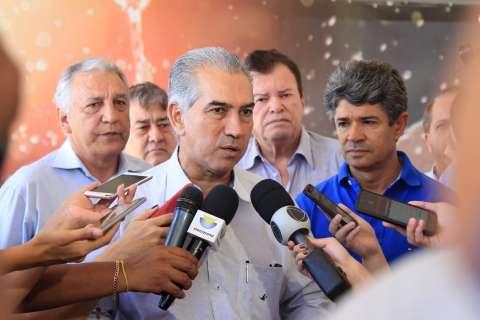 Governador diz que anuncia nome de novos secretários pós Natal