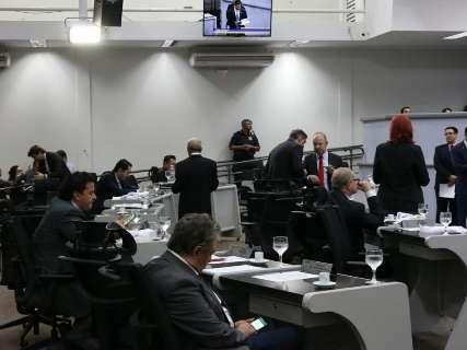 Câmara cria comissão para analisar emendas ao Plano Diretor