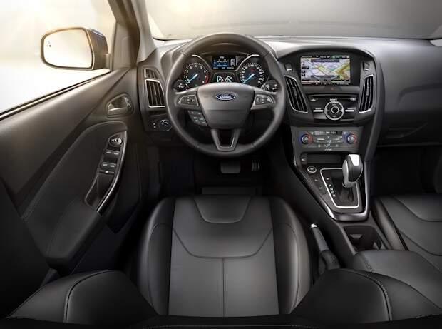 Conheça todos os detalhes do novo Ford Focus 2016