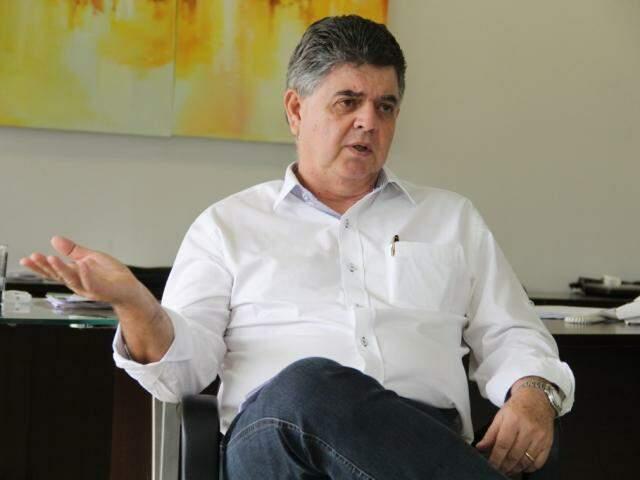 Diálogo entre o secretário Marcio Monteiro e  deputados durou cerca de uma hora (Foto: Arquivo/Marcos Ermínio)