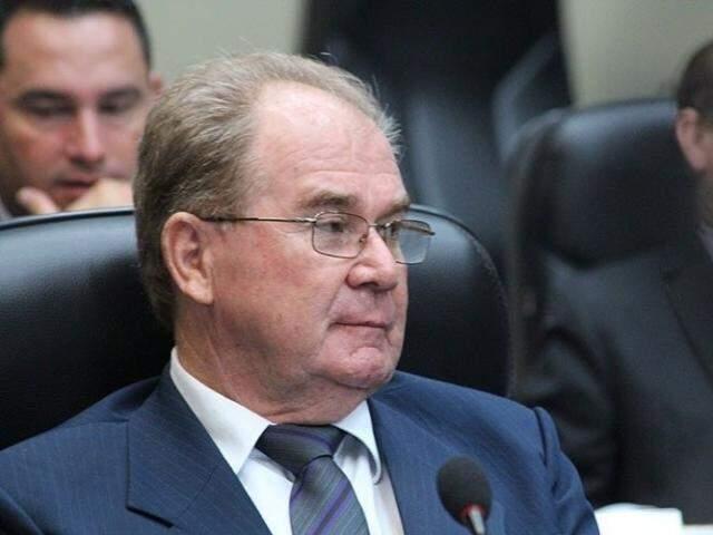 Idenor Machado presidiu a Câmara por seis anos e atualmente está afastado do mandato (Foto: Divulgação)