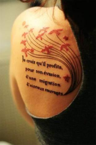 """Tatuagens inspiradas no Pequeno Príncipe são o essencial """"visível"""" aos olhos"""