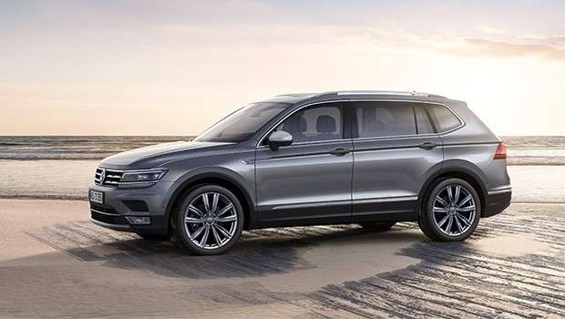 Conheça o Tiguan All Space, SUV familiar com pegada e design atraentes