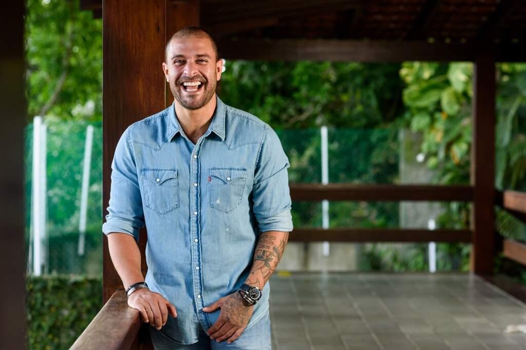 O sambista Diogo Nogueira também está confirmado no festival (Foto: Divulgação)