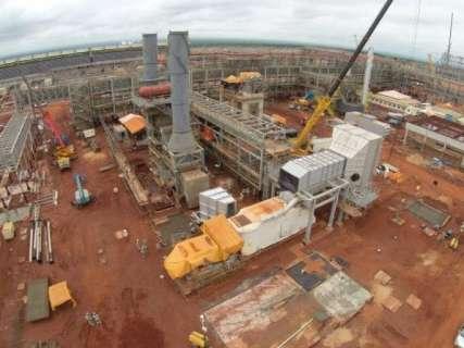 Retomada de fábrica de MS pode detravar crise do gás e exportações