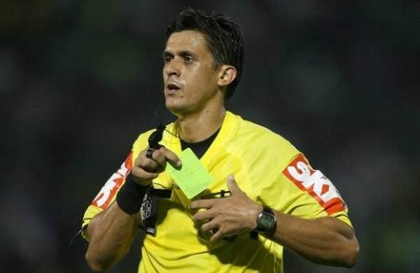 Paulo Henrique Volkkop foi escalado para apitar confronto decisivo pela Série D. (Foto: Divulgação/FFMS)