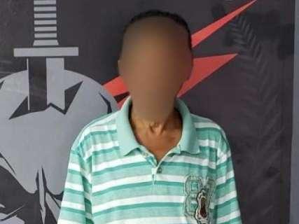 Condenado pelo estupro das afilhadas é preso após quatro anos foragido
