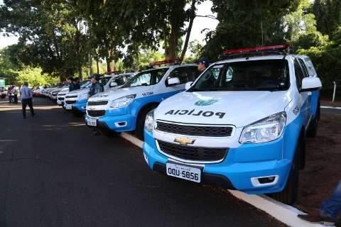 Viaturas policiais locadas prometem ser o fim da 'fila das baixadas'