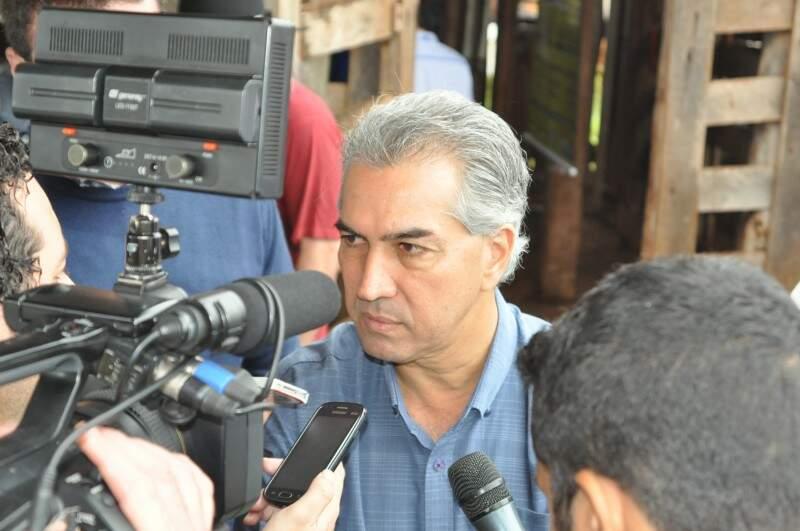 Reinaldo ressaltou que diálogo continua, mas citou impacto de reajuste dos servidores que ocorreu no final do ano (Foto: Marcelo Calazans)