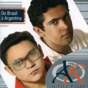Airo e Ruan fizeram muito sucesso, ele compôs um dos maiores hits sertanejos: Do Brasil a Argentina.