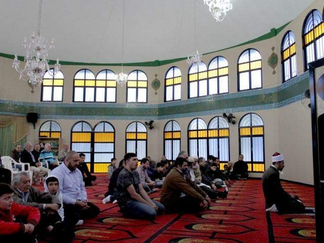 Festa marcou o fim do Ramadã, período sagrados para os muçulmanos. (Foto: Saul Schramm)