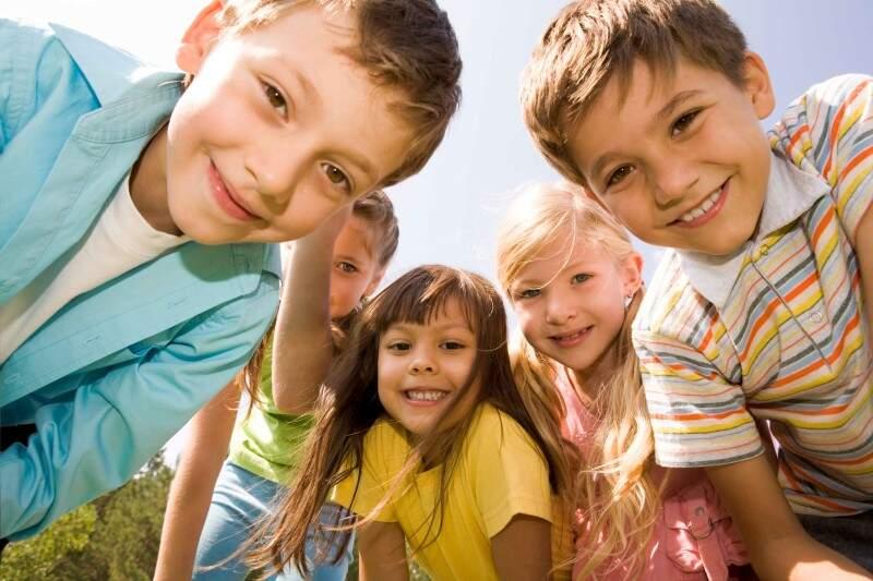 Através de atividades, as crianças melhoram suas habilidades de relacionamento e aprendem a lidar com as emoções. Foto Divulgação