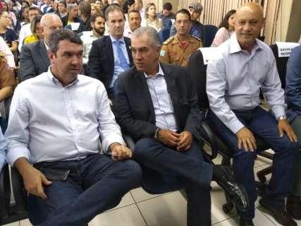 Carlos Alberto de Assis volta para governo após três meses de campanha